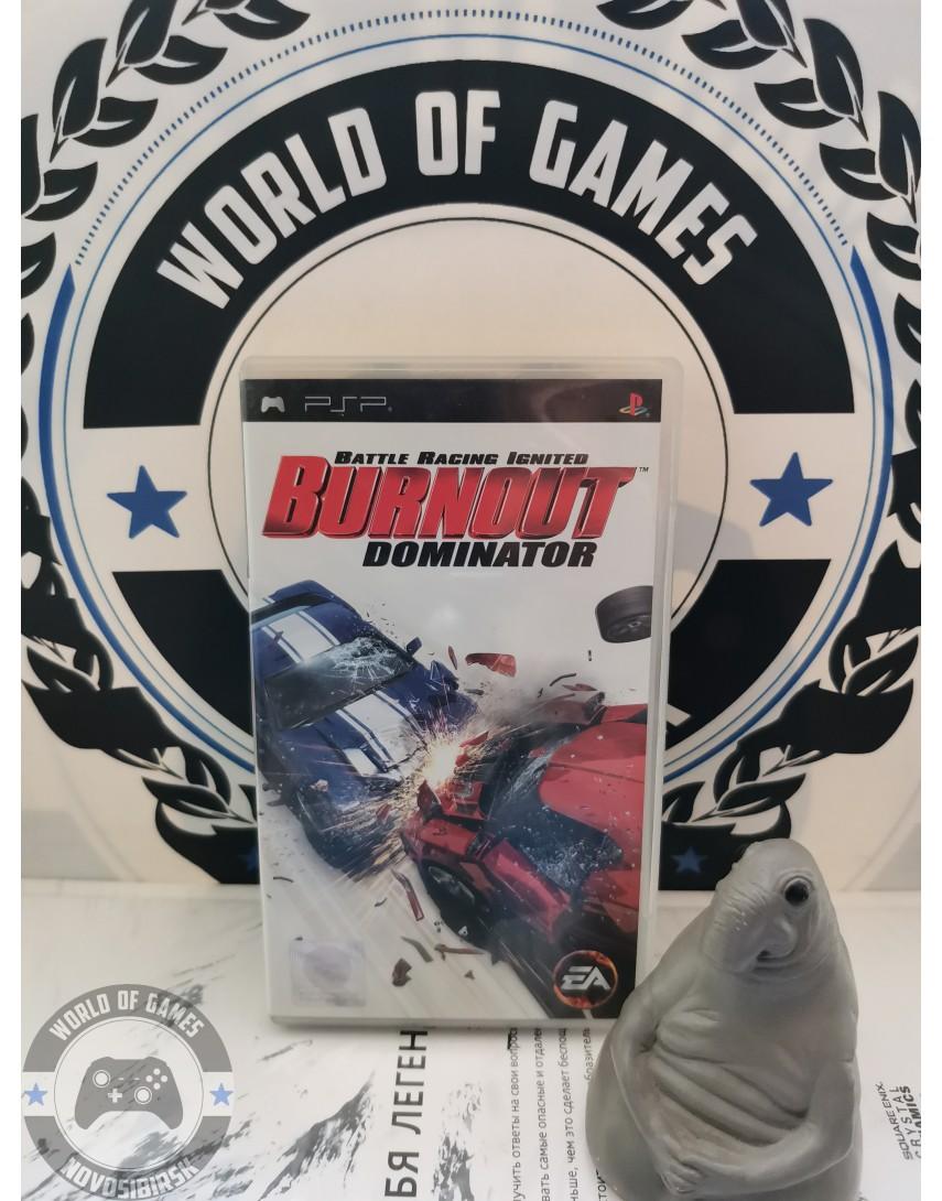 Burnout Dominator [PSP]