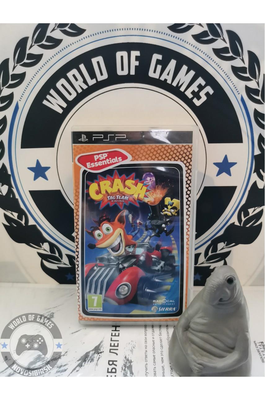 Crash Tag Team Racing [PSP]
