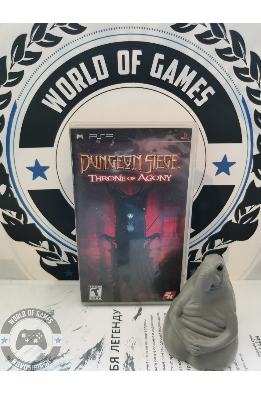 Dungeon Siege Throne of Agony [PSP]