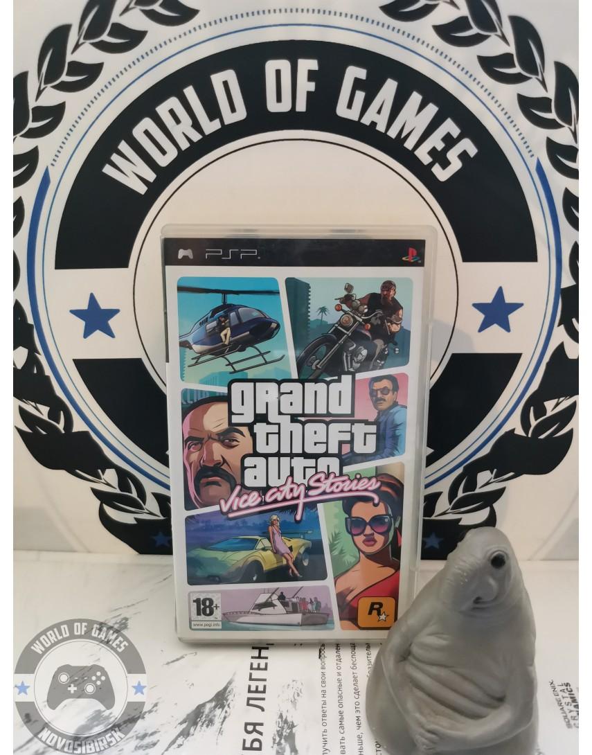Grand Theft Auto Vice City Stories (GTA Vice City Stories) [PSP]