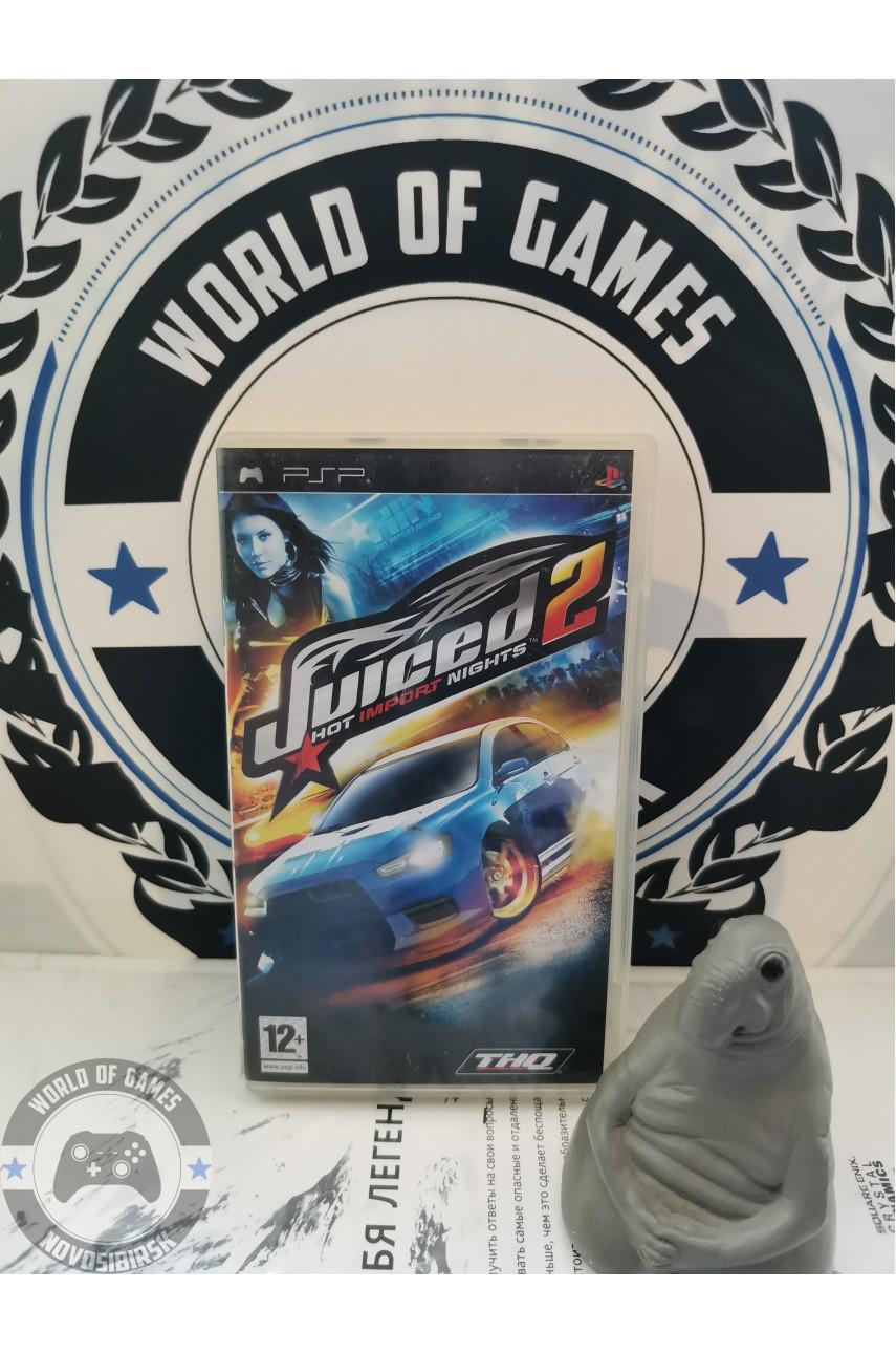 Juiced 2 Hot Import Nights [PSP]