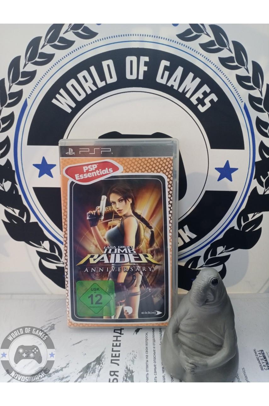 Tomb Raider Anniversary [PSP]