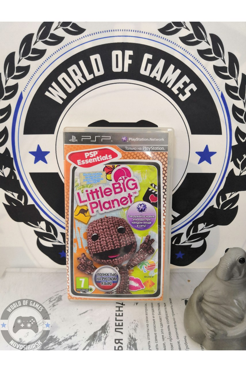 LittleBigPlanet [PSP]