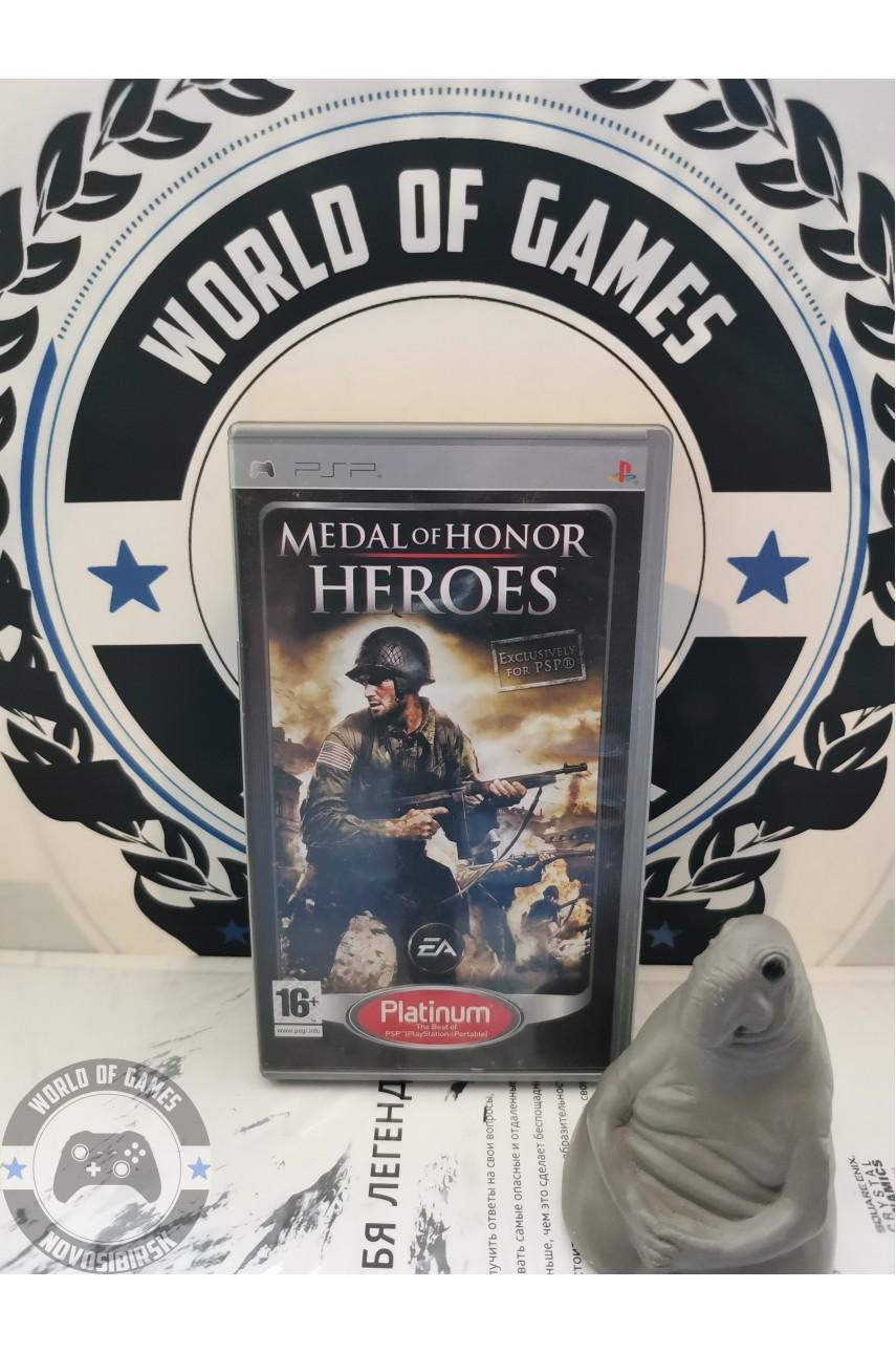 Medal of Honor Heroes [PSP]