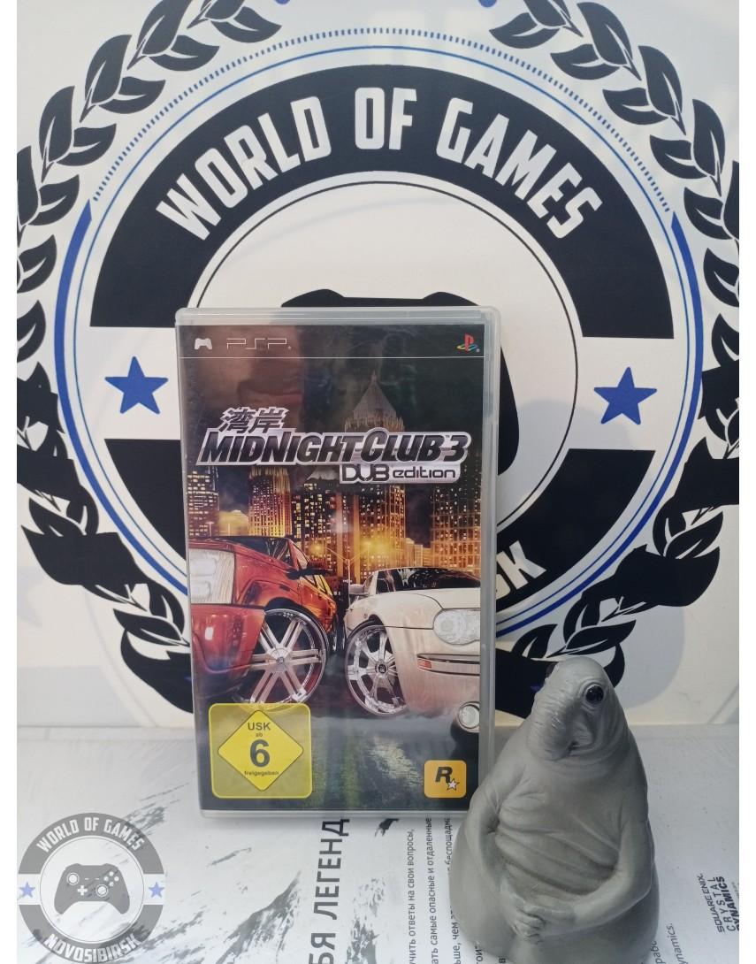 Midnight Club 3 DUB Edition [PSP]