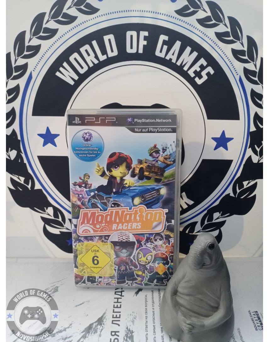 ModNation Racers [PSP]