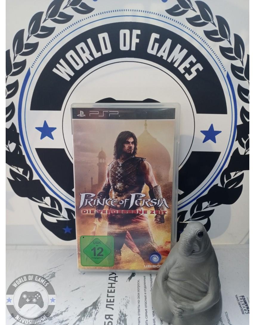 Prince of Persia Забытые пески [PSP]