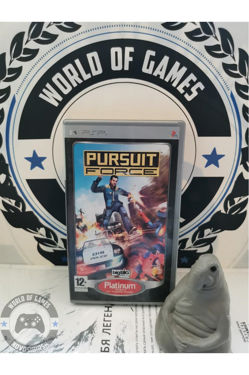 Pursuit Force [PSP]