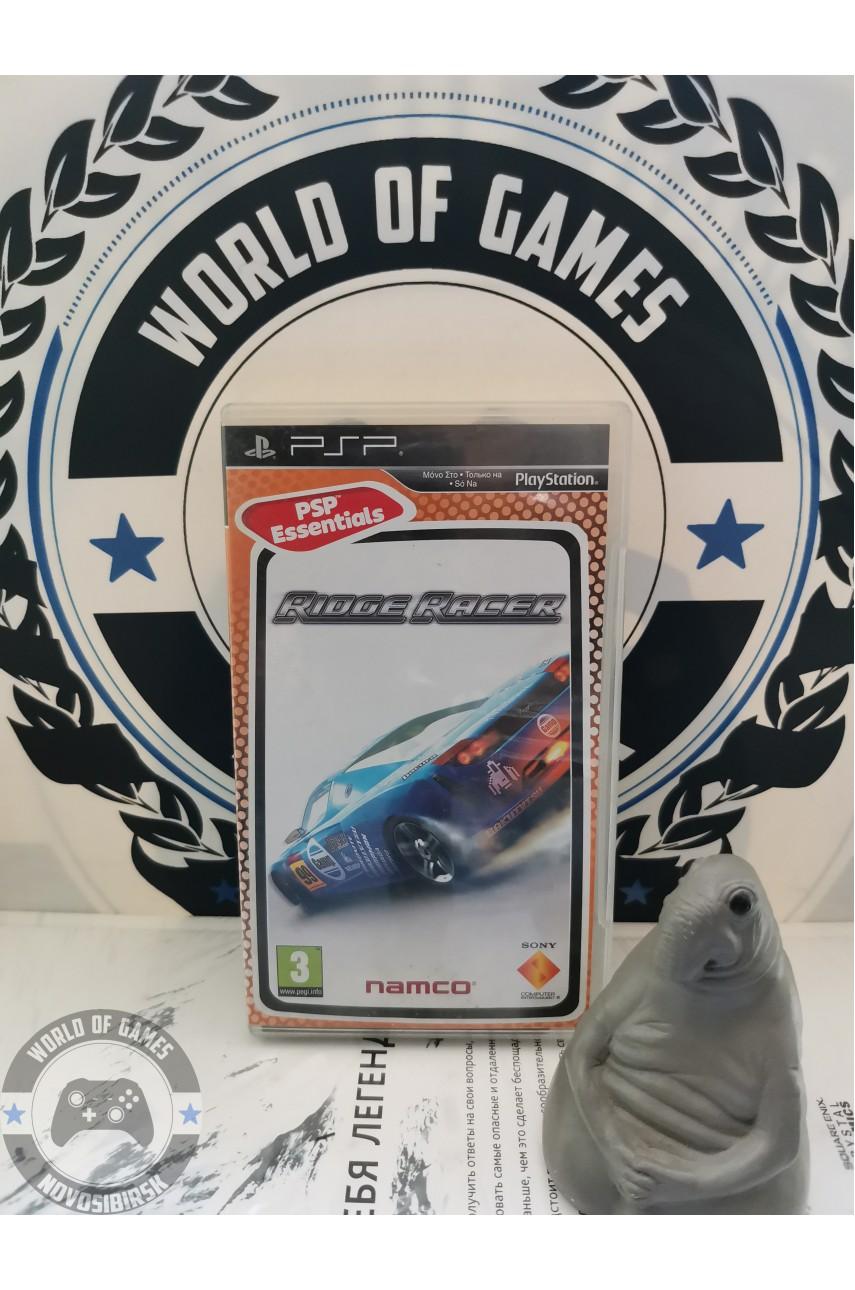 Ridge Racer [PSP]