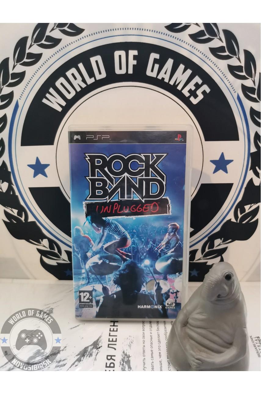 Rock Band Unplugged [PSP]
