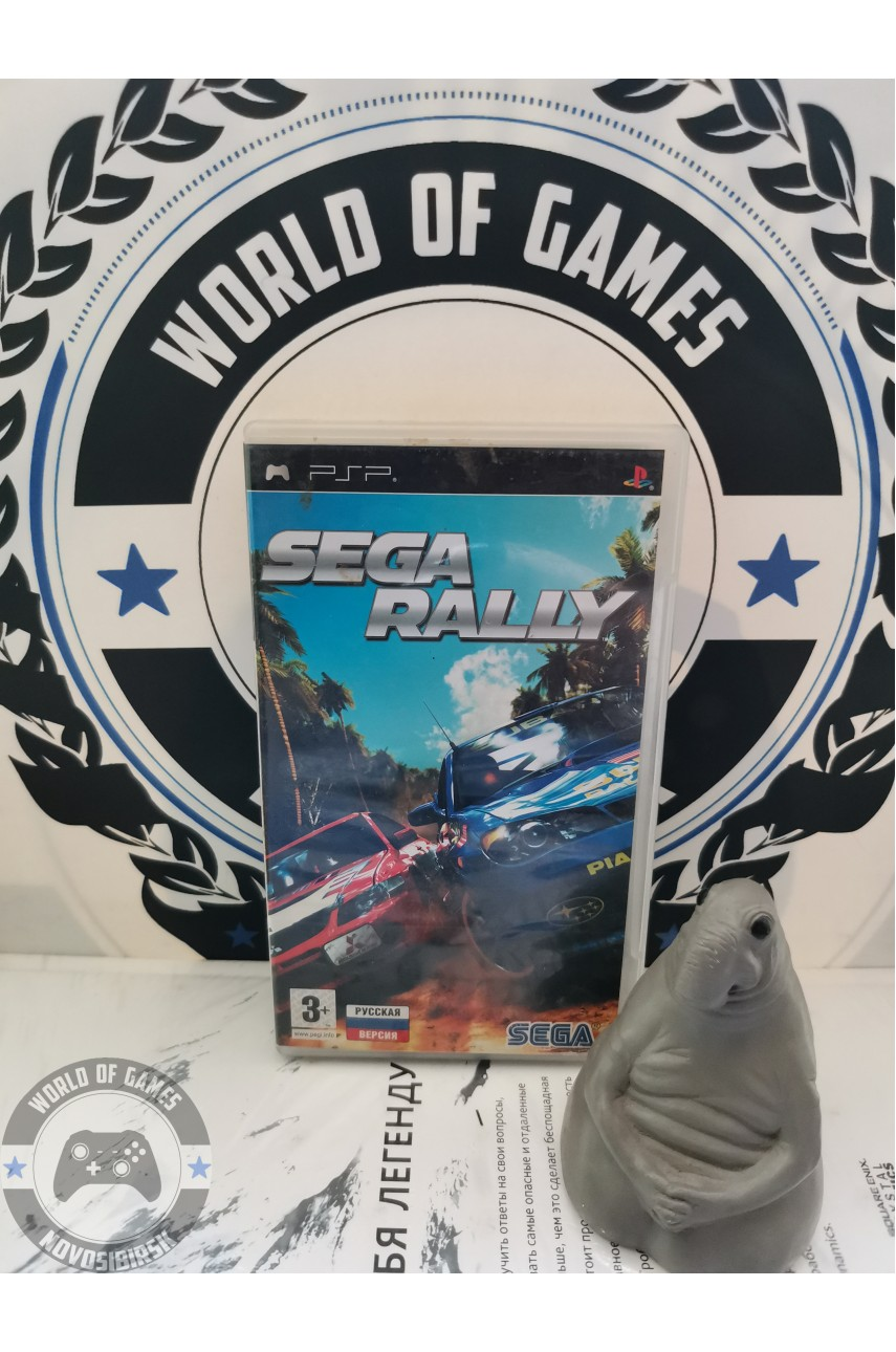 SEGA Rally Revo [PSP]