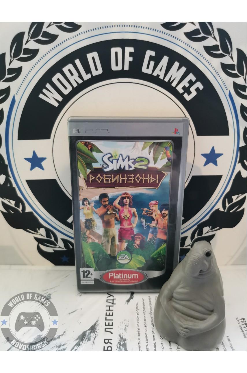 The Sims 2 Робинзоны [PSP]