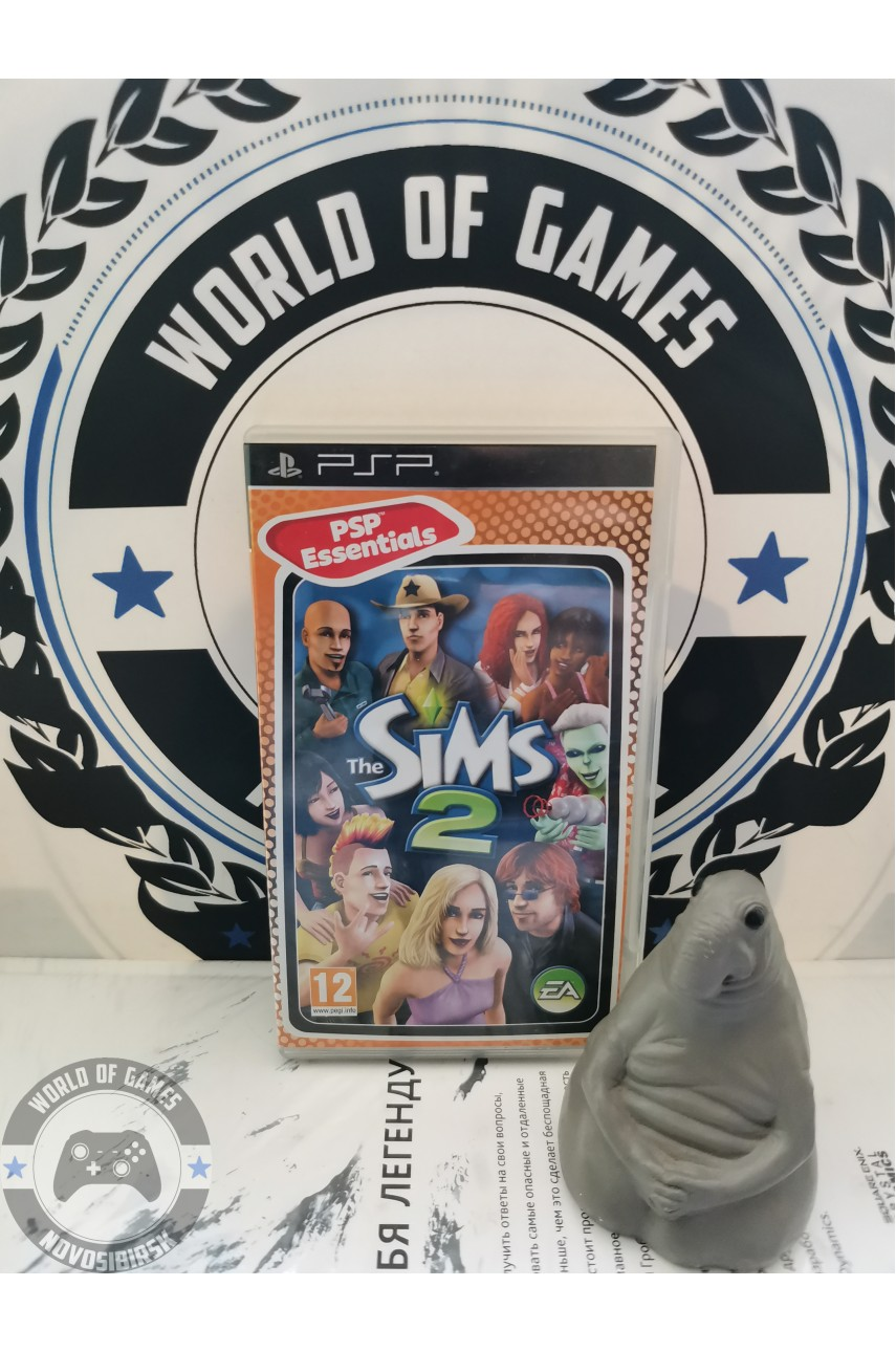 The Sims 2 [PSP]