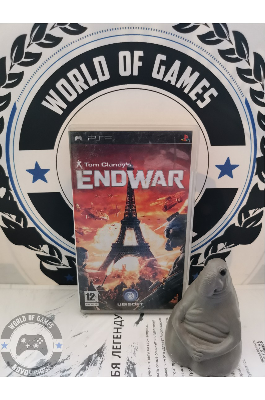 Tom Clancy's EndWar [PSP]