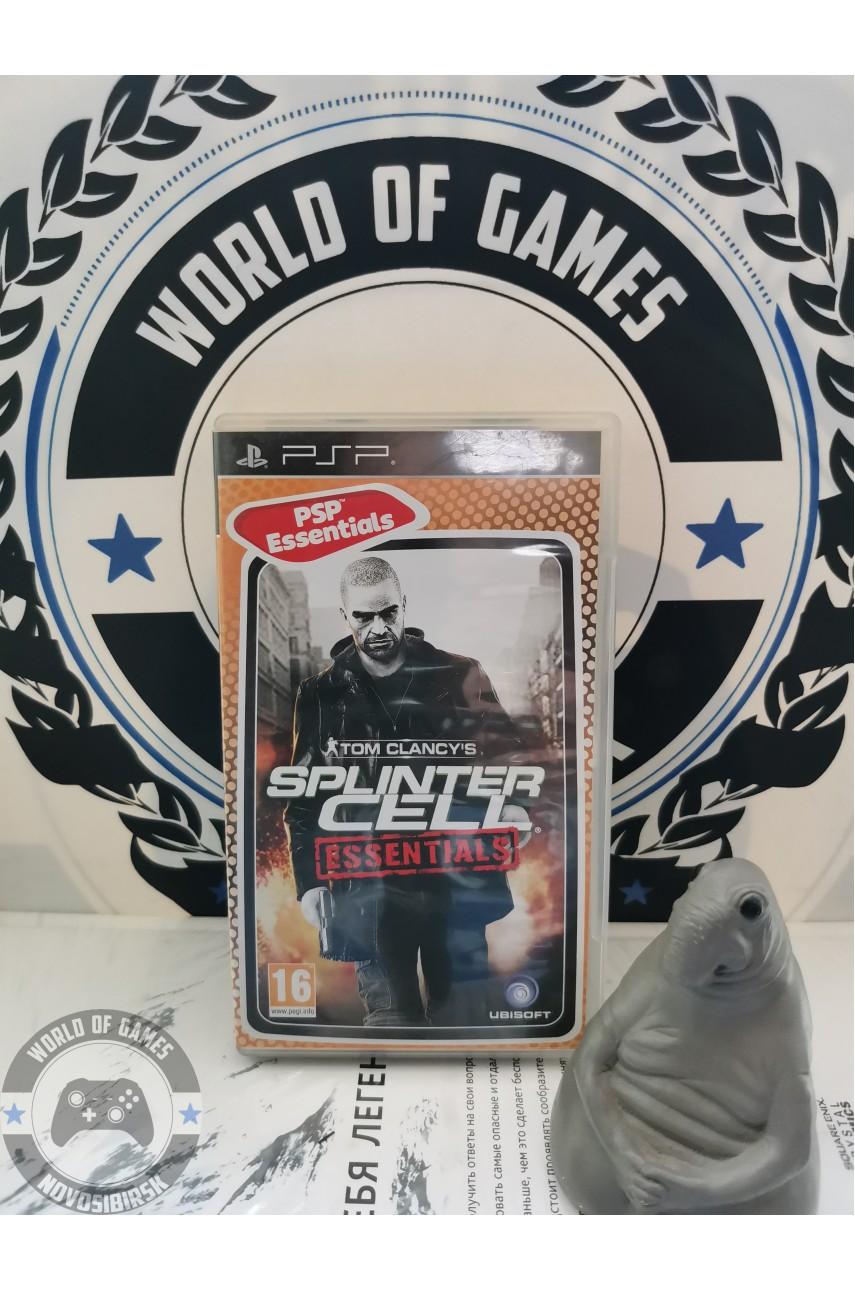 Tom Clancy's Splinter Cell Essentials [PSP]