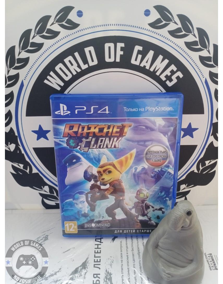 Купить Ratchet & Clank [PS4] в Новосибирске