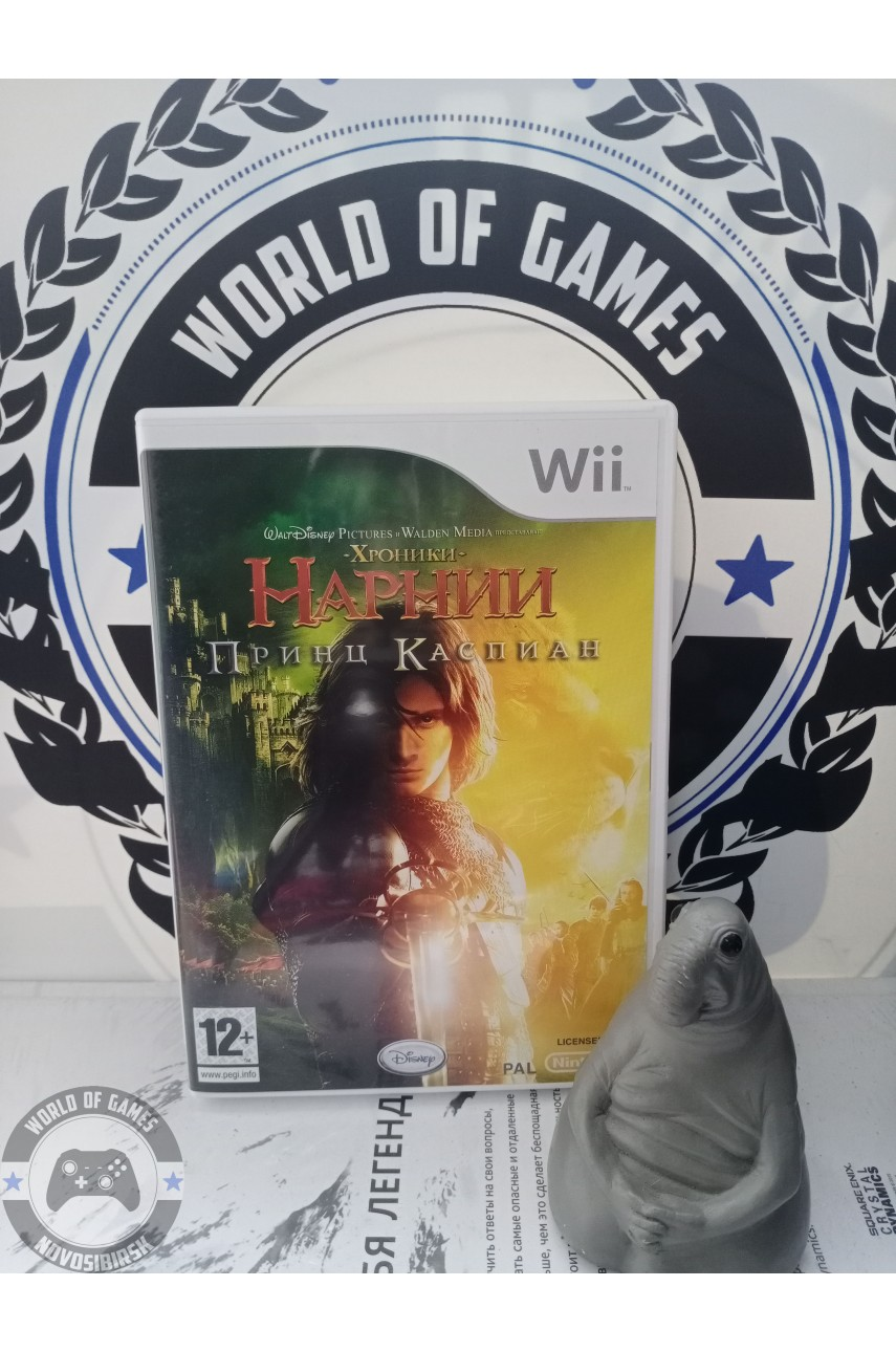Хроники Нарнии Принц Каспиан [Nintendo Wii]