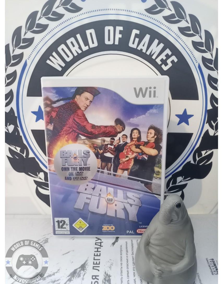 Balls Fury [Nintendo Wii]