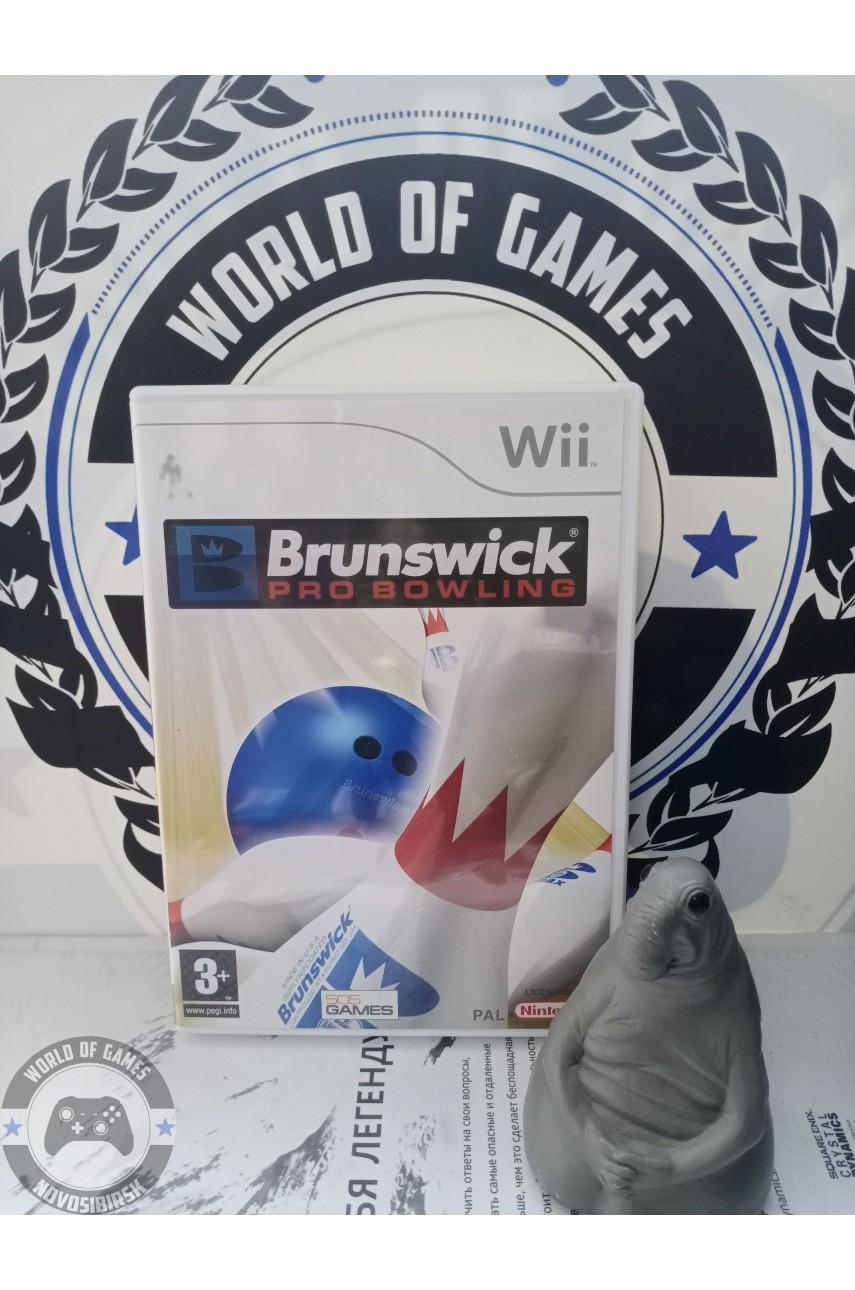 Bronwswick Pro Bowling [Nintendo Wii]