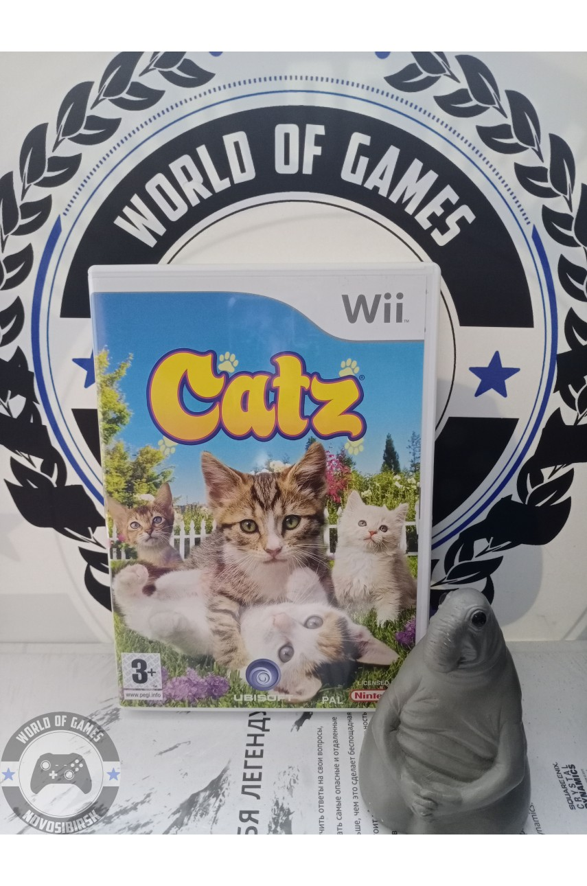 Catz [Nintendo Wii]