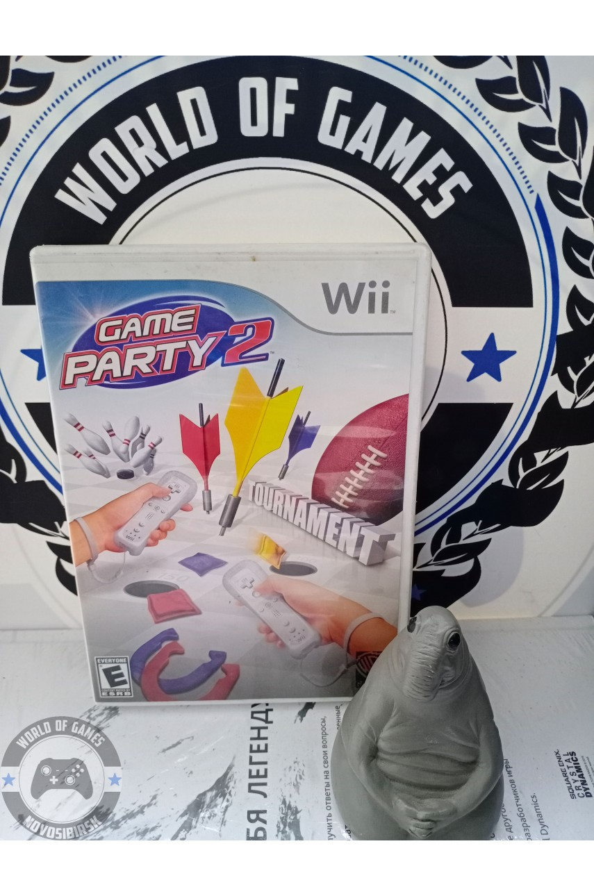 Game Party 2 [Nintendo Wii]