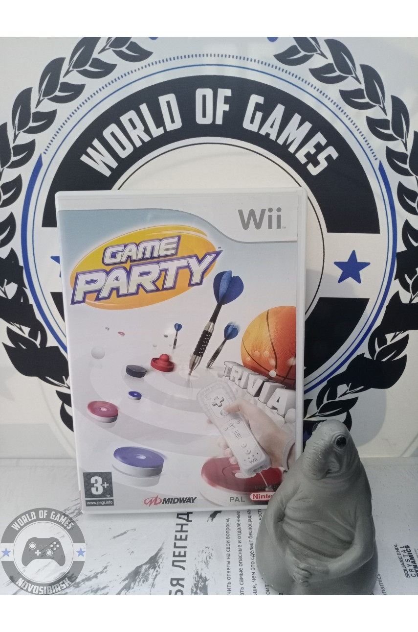 Game Party [Nintendo Wii]