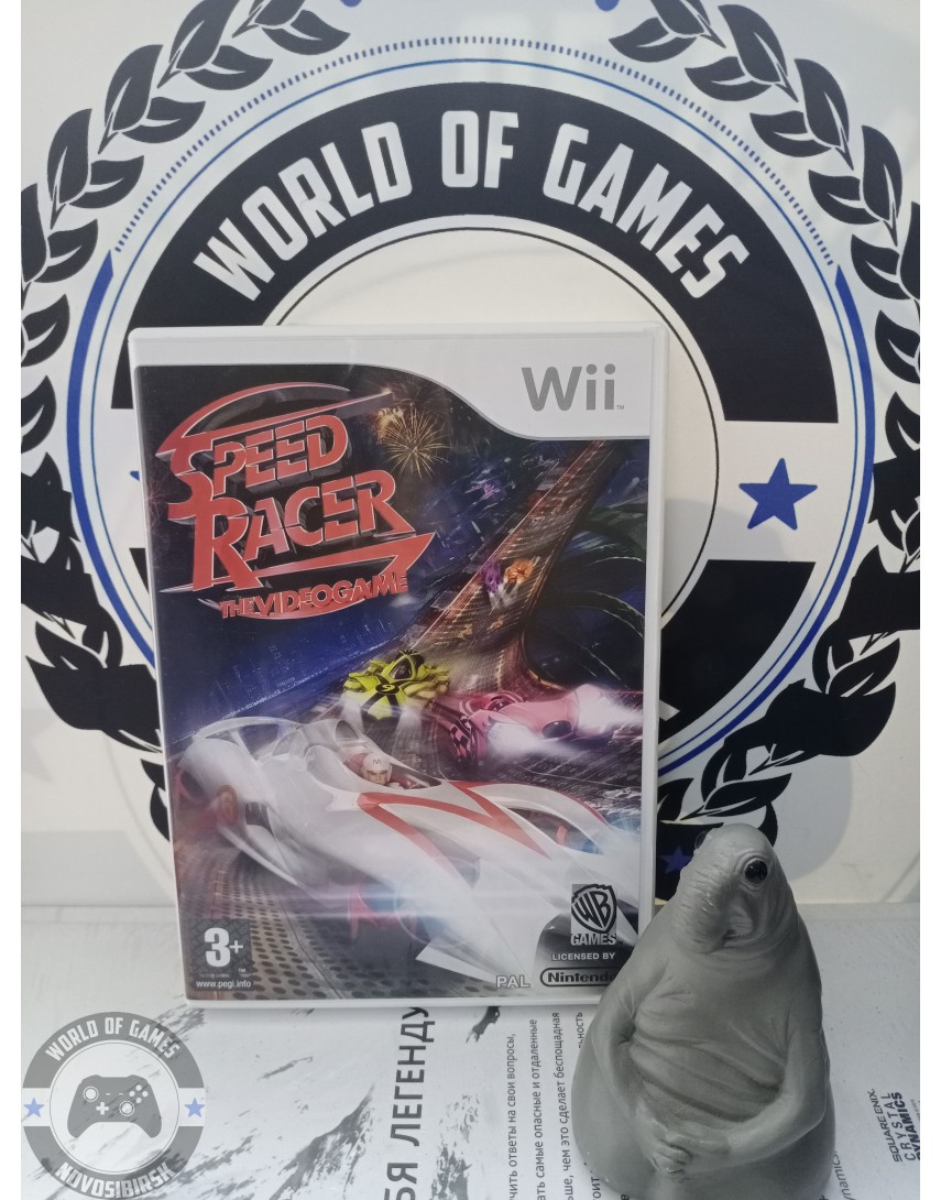 Speed Racer The Videogame [Nintendo Wii]