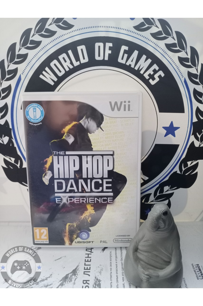 The Hip Hop Dance Experience [Nintendo Wii]