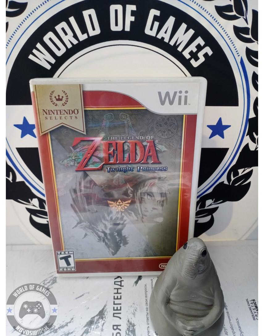 The Legend of Zelda Twilight Princess [Nintendo Wii]