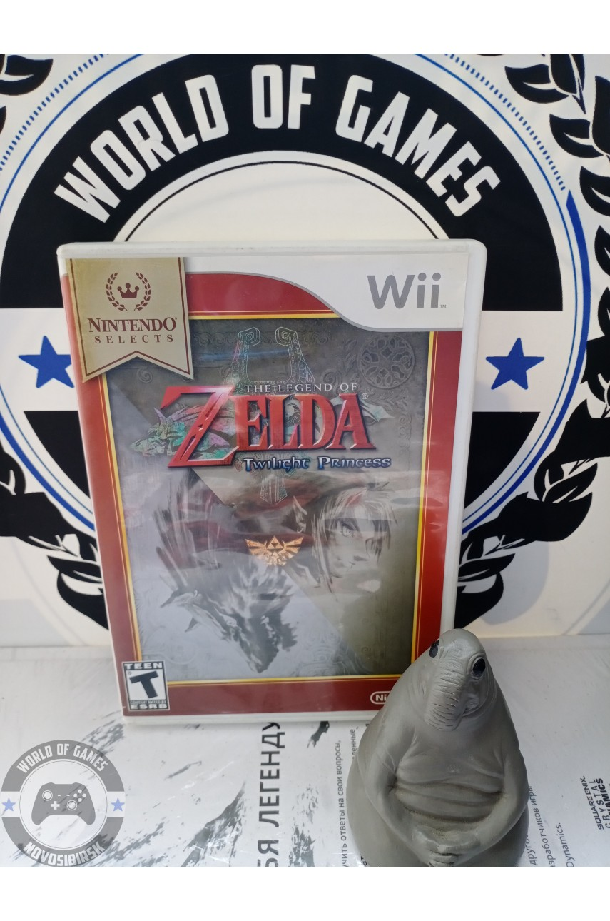 The Legend of Zelda Twilight Princess [Nintendo Wii]