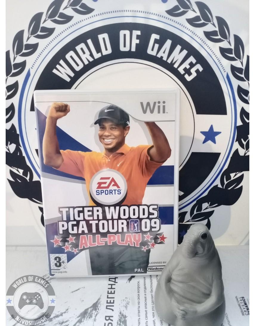 Tiger Woods PGA Tour 09 [Nintendo Wii]