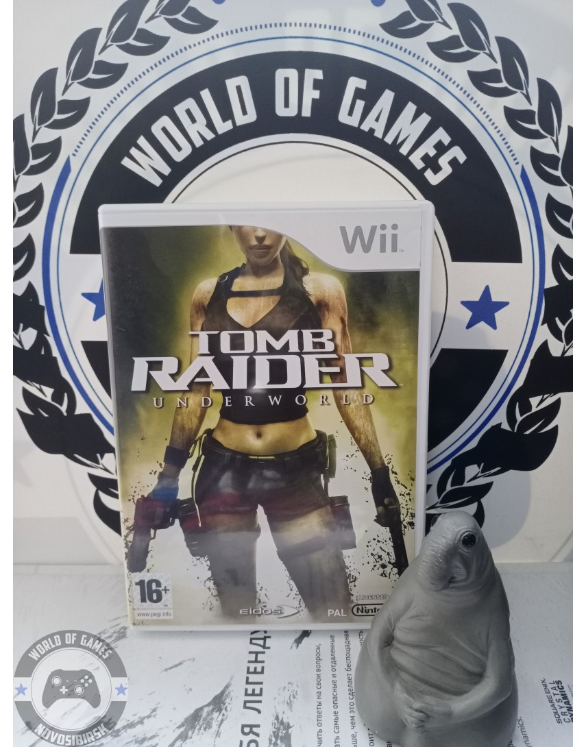 Tomb Raider Underworld [Nintendo Wii]