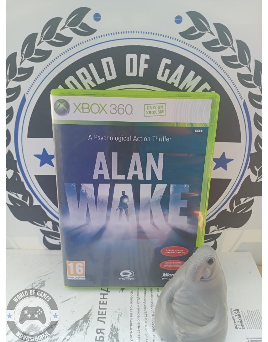 Alan Wake [Xbox 360]
