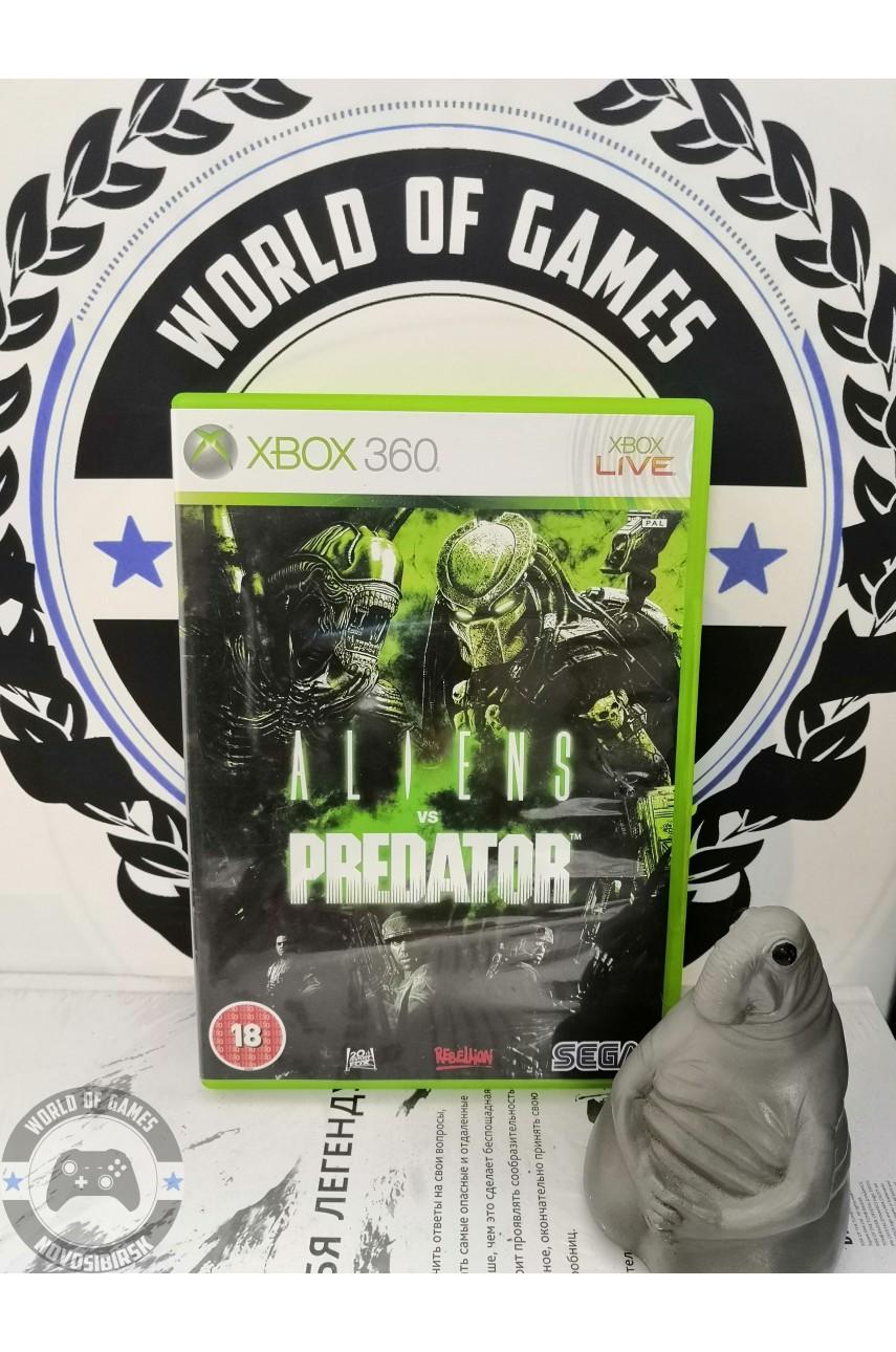 Aliens vs Predator [Xbox 360]