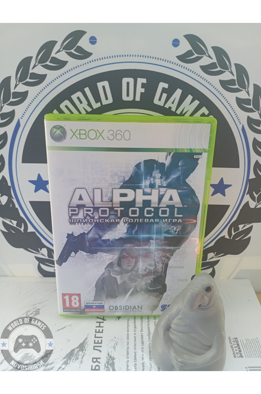 Alpha Protocol [Xbox 360]
