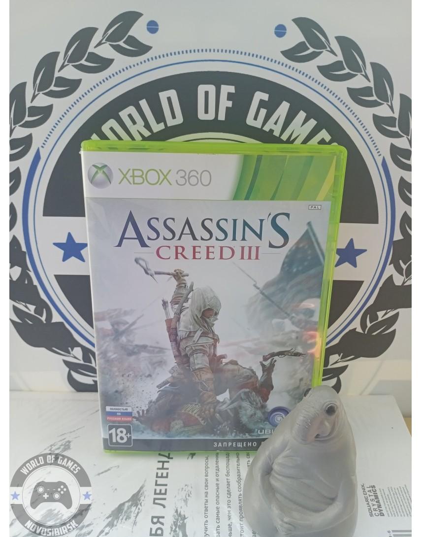 Assassin's creed 3 [Xbox 360]