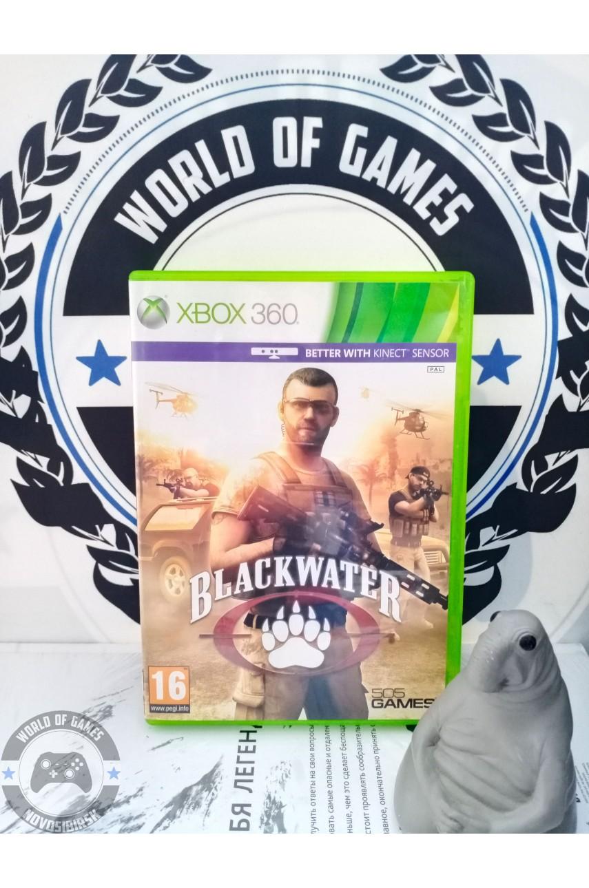 Blackwater [Xbox 360]