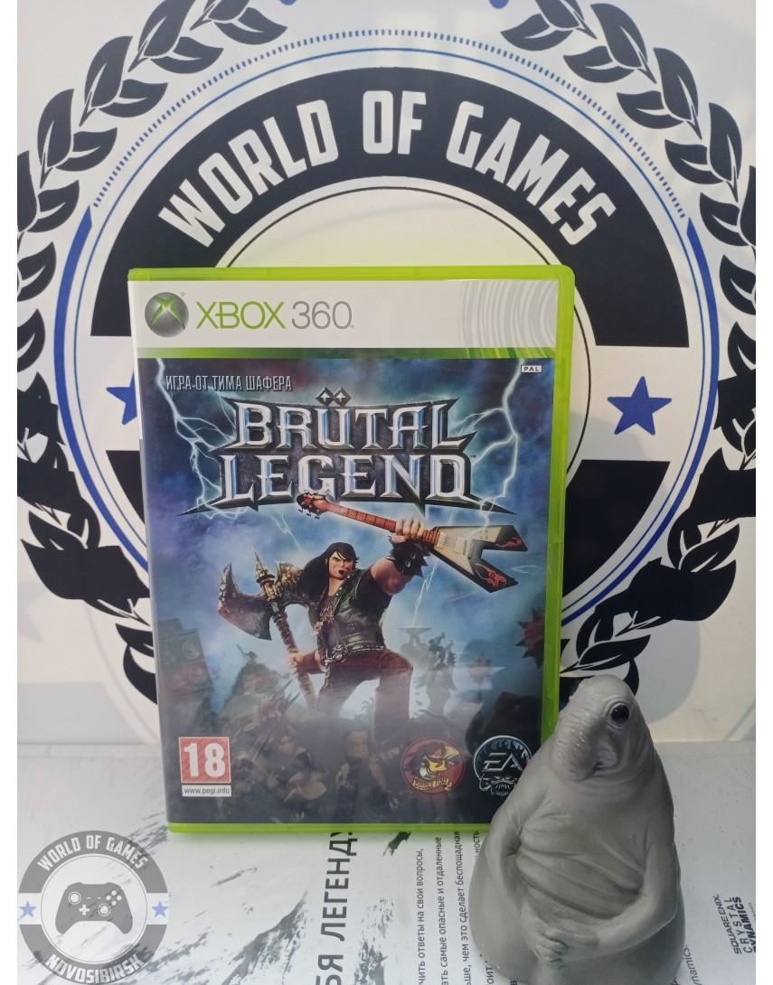 Brutal Legend [Xbox 360]
