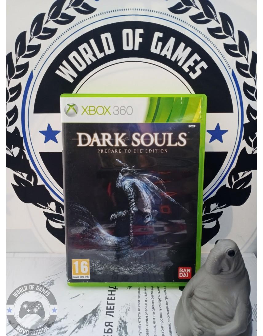 Dark Souls Prepare to Die Edition [Xbox 360]