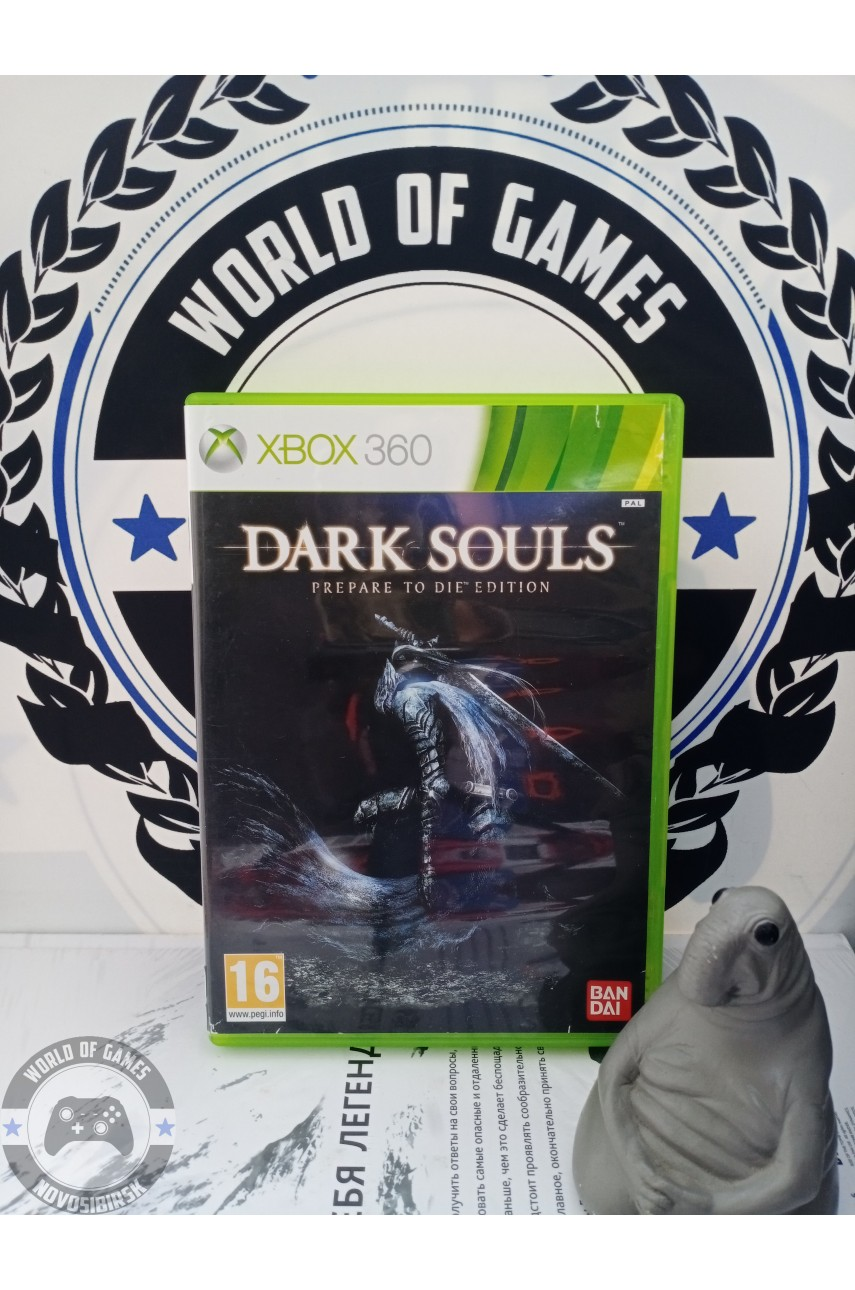 Dark Souls Prepare to Die Edition [Xbox 360]