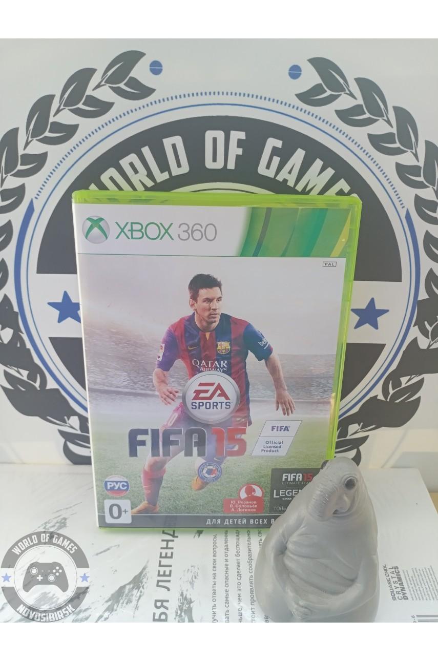 FIFA 15 [Xbox 360]