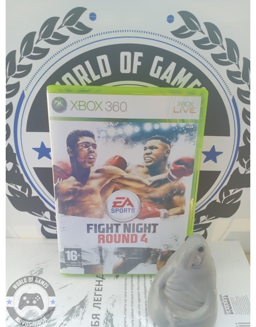 Fight Night Round 4 [Xbox 360]
