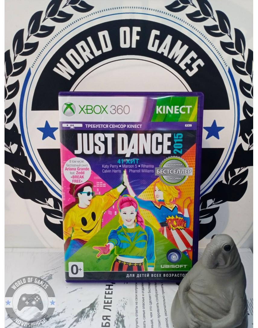 Just Dance 2015 [Xbox 360]