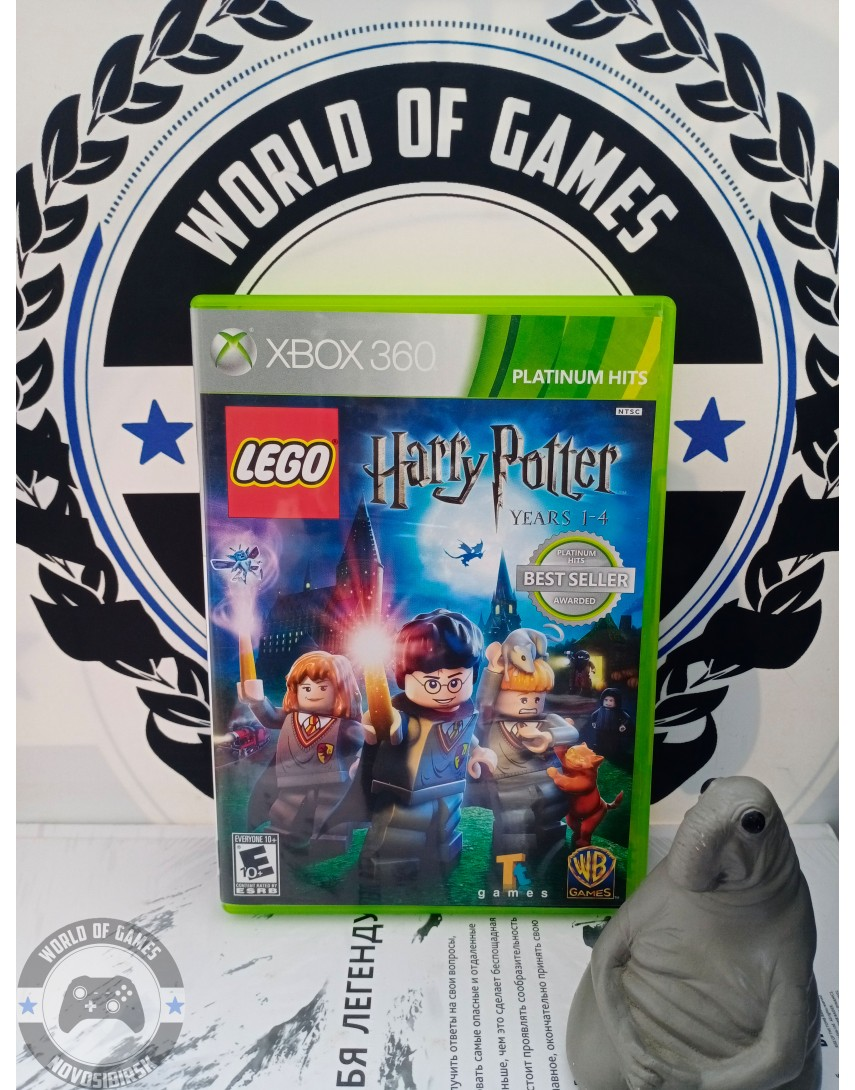 LEGO Harry Potter Year 1-4 [Xbox 360]