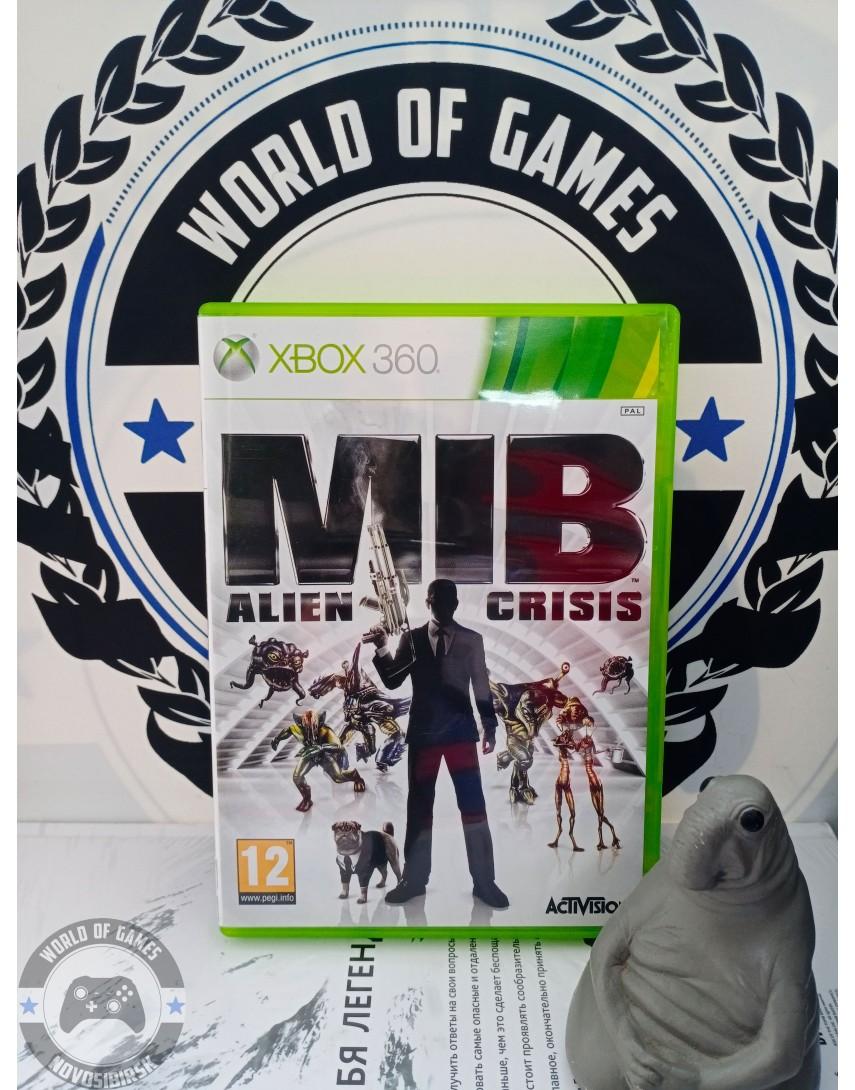 Man in Black Alien Crisis [Xbox 360]