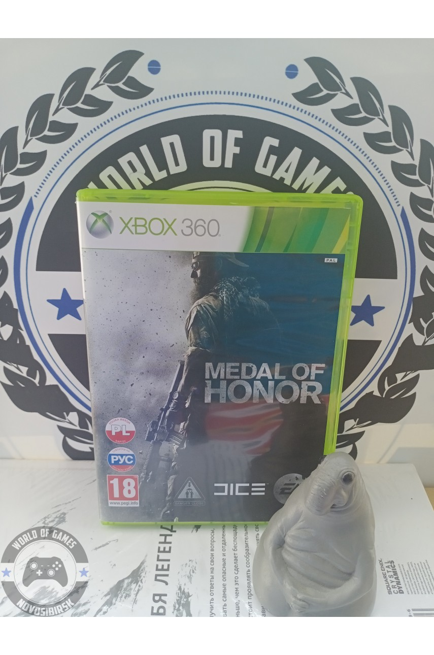 Medal of Honor [Xbox 360]