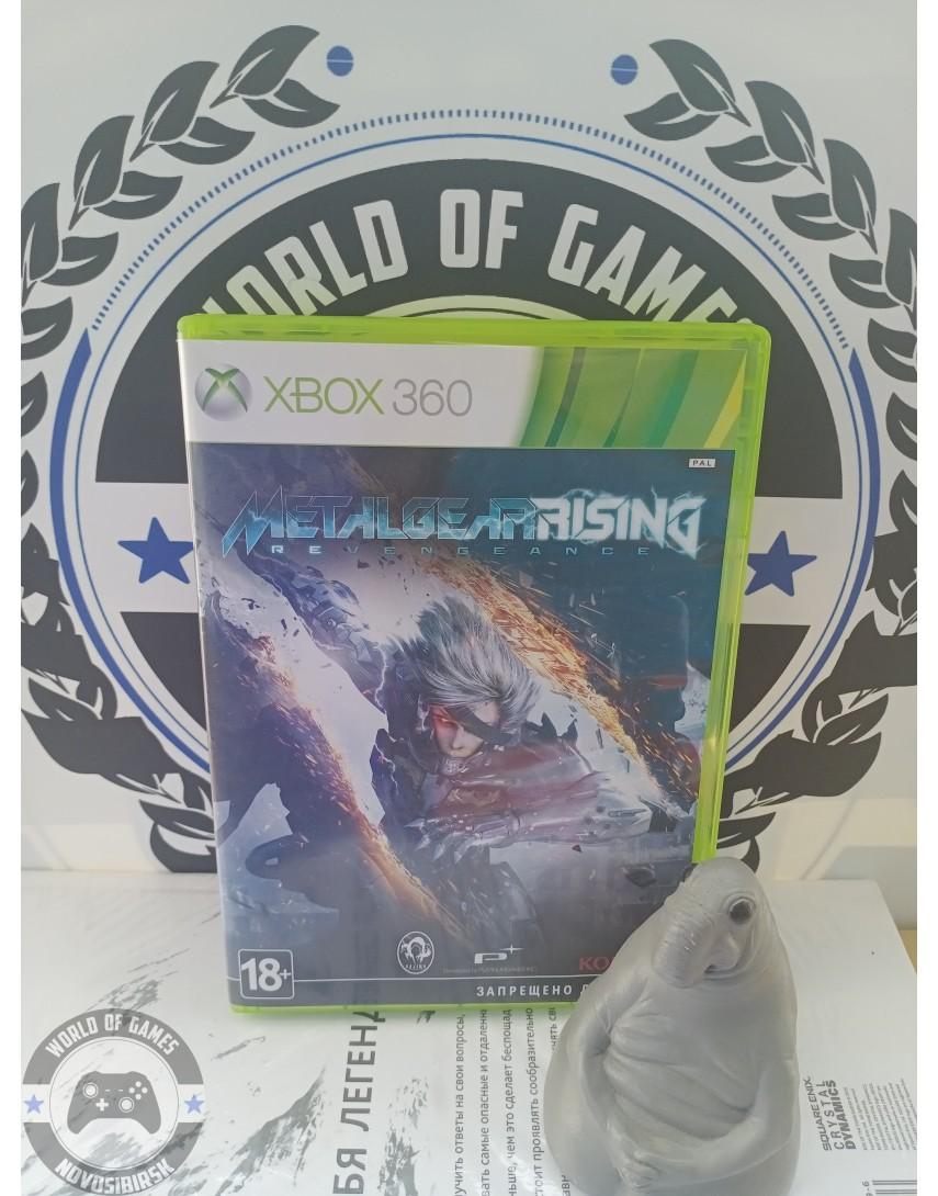 Metal Gear Rising Revengeance [Xbox 360]