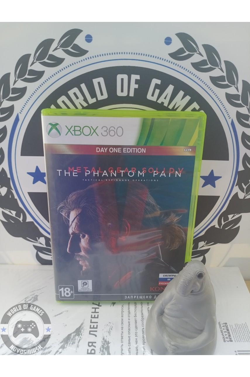 Metal Gear Solid 5 The Phantom Pain [Xbox 360]