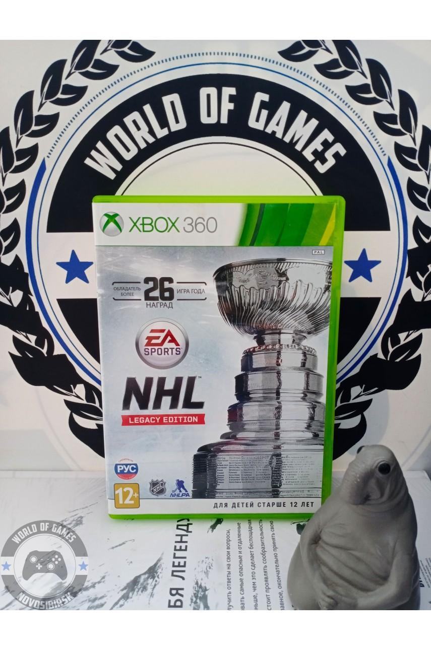 NHL Legacy Edition [Xbox 360]