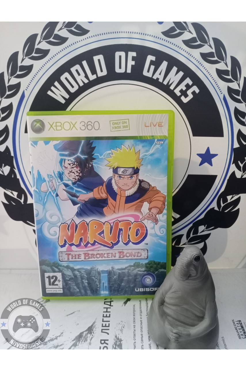 Naruto The Broken Bond [Xbox 360]